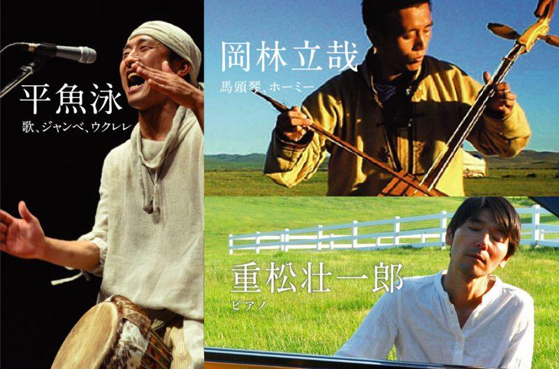 風の音楽家 写真
